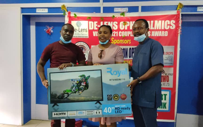 VISION 2021 VALENTINE COUPLE GAMES AWARD